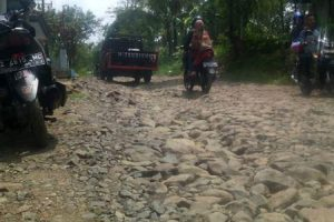 Janji Perbaiki Jalan, Pemkab Ingkar sejak 2010