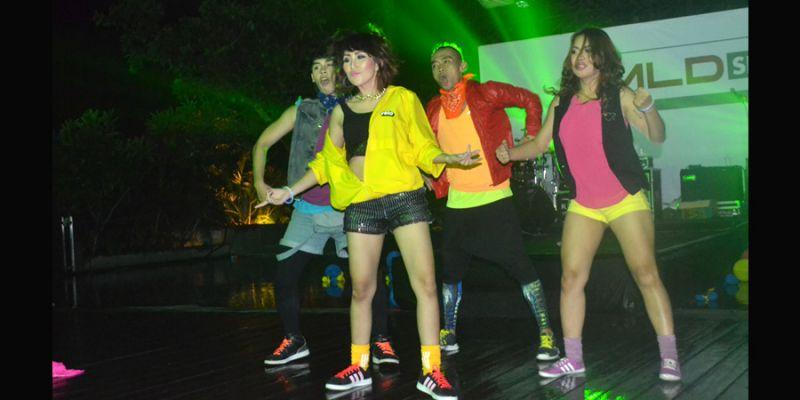 Warna-warni Kota Tasikmalaya di Malam Terakhir 2015